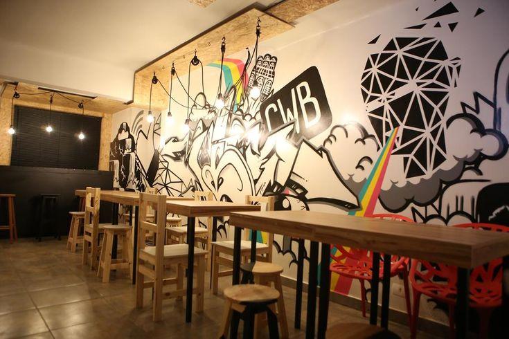 Booking.com: Social Hostel Café e Bar , Curitiba, Brasil  - 182 Avaliações dos hóspedes . Reserve já o seu hotel!