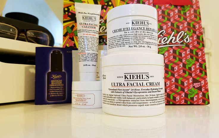 Kiehls Ultra Facial Cream, I am Kiehls Queen. I love this brand.