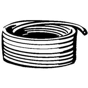 Harvey 093175 7/8-Inch by 50-Foot Dishwasher Hose by Harvey. $58.98. From the Manufacturer                093175 7/8-Inch by 50-Foot Dishwasher Hose.                                    Product Description                One 50' black, reinforced coil per carton. 7/8'' I.D., 1 15/64'' O.D.. Save 38%!