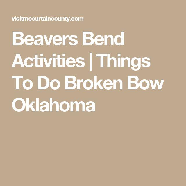 Beavers Bend Activities | Things To Do Broken Bow Oklahoma