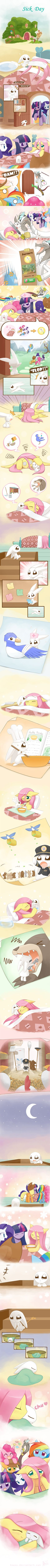 Even though I don't like mlp this is cute