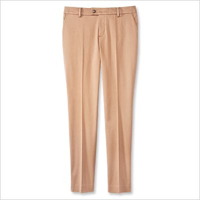 Tapered Trousers - Uniqlo Trousers from #InStyle