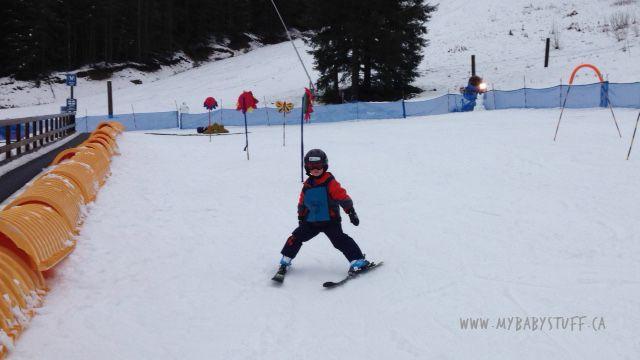 Whistler Kids Ski School review