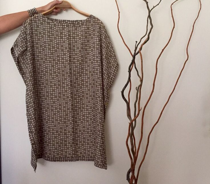 We love neutrals/beach cover up by #basicandmore