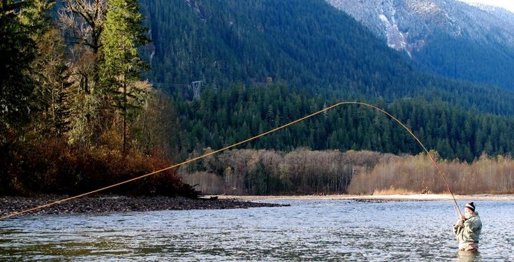 depth columbia river near vancouver | Includes round-trip transportation from Vancouver, four full-days of ...