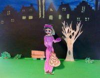 Zwarte Piet voor de skyline - MontessoriNet