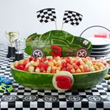 Watermelon NASCAR® Race Car- Watermelon carving is so much fun especially when you can carve NASCAR® Race Car! Simply follow the instructions and gather the necessary materials and lets get started carving watermelons!  12-28-2014