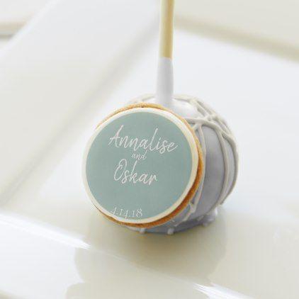 Eggshell blue wedding