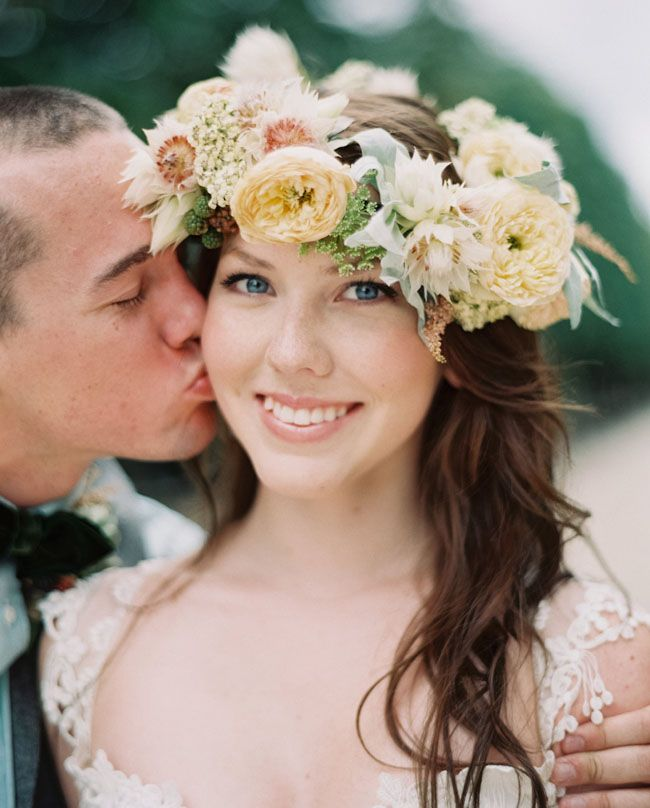 1000 Ideas About Flower Crown Hair On Pinterest: 1000+ Images About Floral Crown On Pinterest