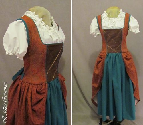 Brielle's Costume Wardrobe: Middle Earth Costumes