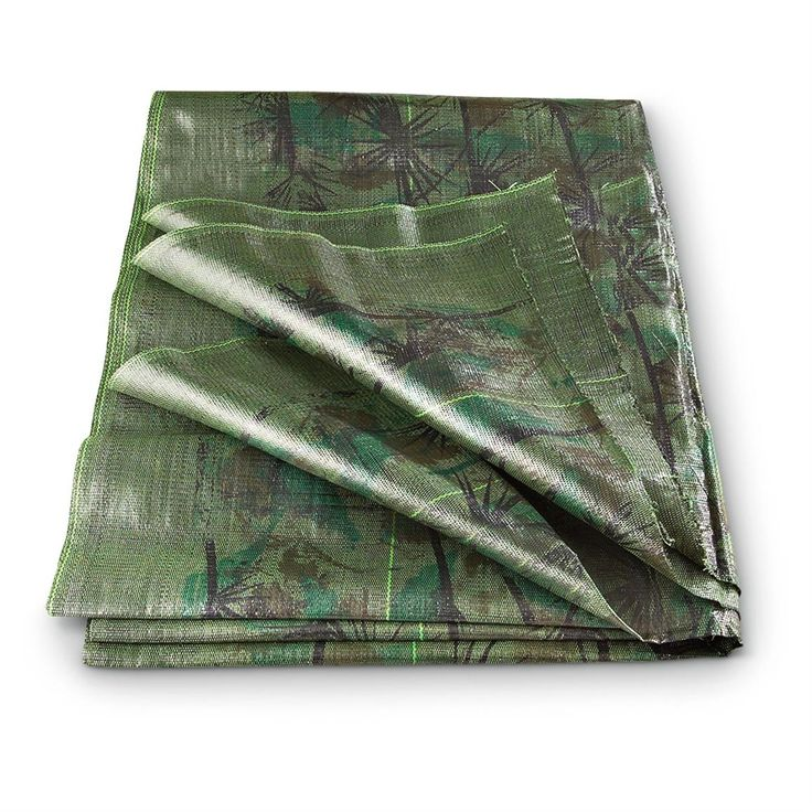 4x20 foot Camo Fabric Roll, great for tablecloths and more!