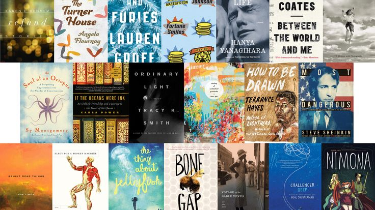 Finalists Unveiled For This Year's National Book Awards | NPR Topics: Books | Bloglovin