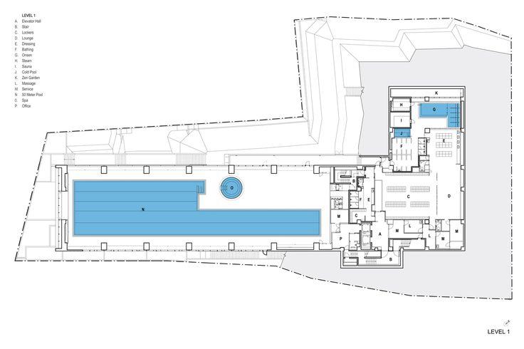 Aqua Sports & SPA,Plan 1