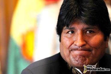 ¡AL MÉDICO OTRA VEZ! Evo Morales tiene una operación pendiente en Cuba - http://wp.me/p7GFvM-D0E