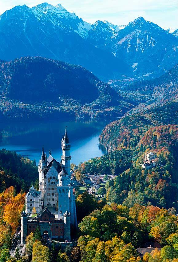 Tres excursiones cerca, muy cerca, de Munich. #Alemania #viajes #travel