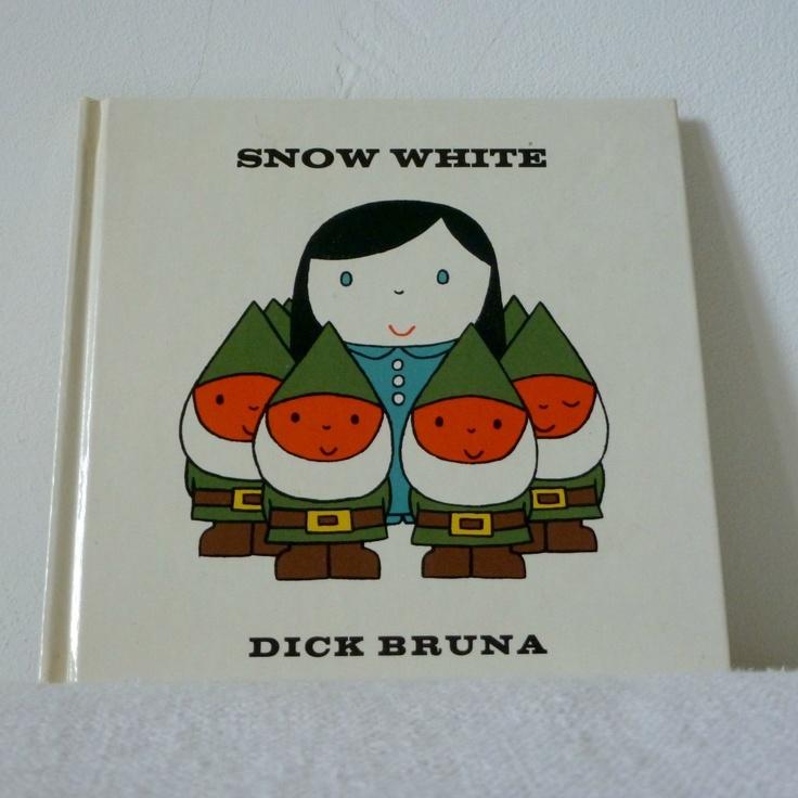Snow White by Dick Bruna