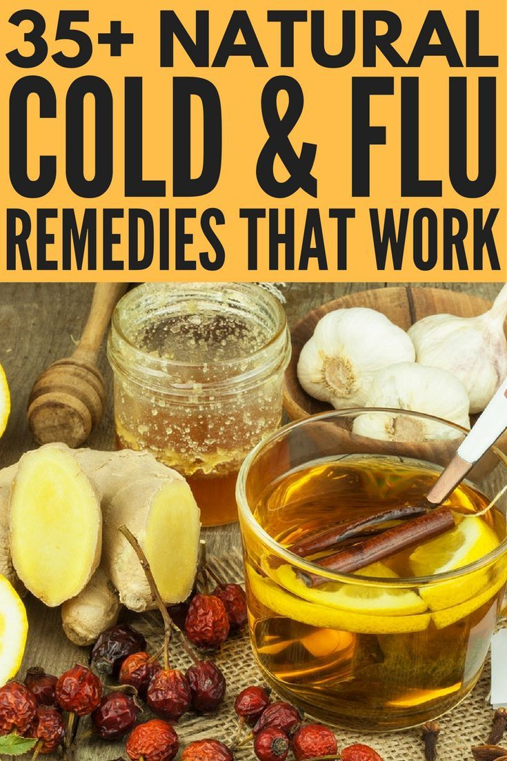 Looking for natural remedies for sore throats, coughs, colds and flus, and tummy bugs to help you survive cold and flu season with your sanity in check? Perfect for kids, we've got over 35 at home remedies to help boost your immune system and feel better fast. Whether you have a stuffy nose, sinus pain, chest congestion, headache, fever, chills, nausea, or diarrhea, you will be amazed at what a little raw honey, milk, ginger, cayenne pepper, and wet socks can do!