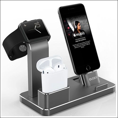 hot sale online d943a 9a658 OLEBR Docking Stations for iPhone X, iPhone 8, iPhone 8 Plus ...