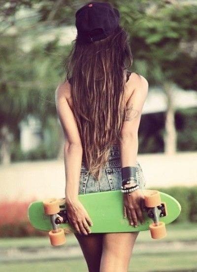 Swell 1000 Ideas About Skater Girl Hair On Pinterest Skater Girls Short Hairstyles Gunalazisus