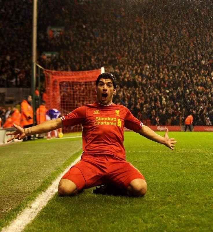 Luis Suarez scores again