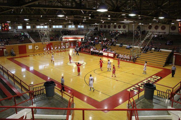 Princeton Community Middle School Gym - Indiana