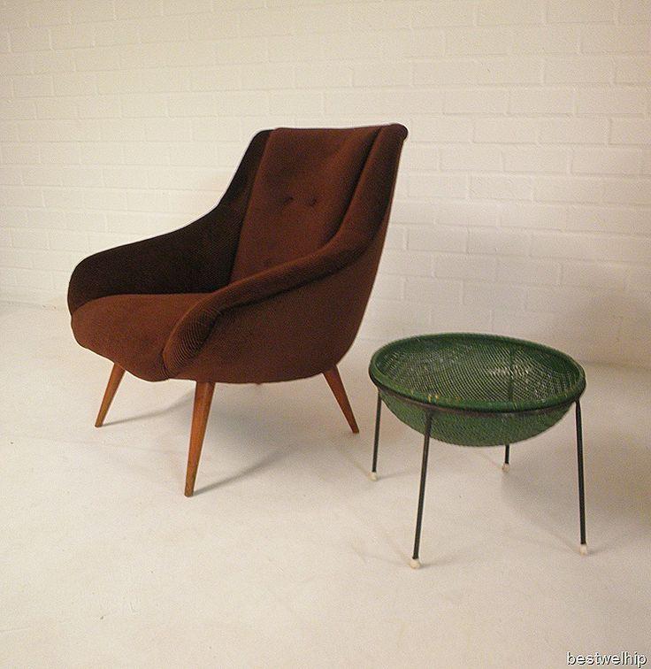Club fauteuil jaren 50/ cocktail chair |