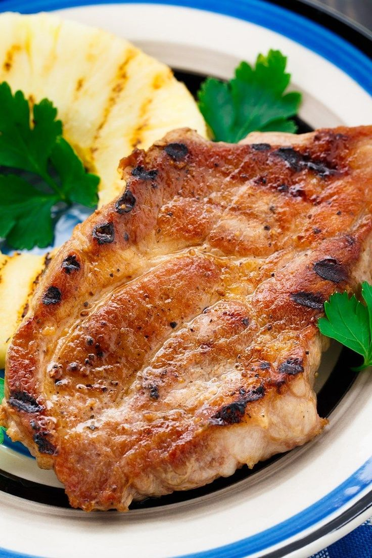 Grilled Pork Chops Marinade Recipe: 35 Best Palace Of Awesome Images On Pinterest