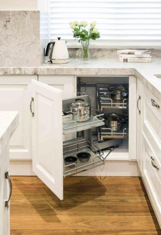 17 mejores ideas sobre fregaderos de cocina de esquina en ...