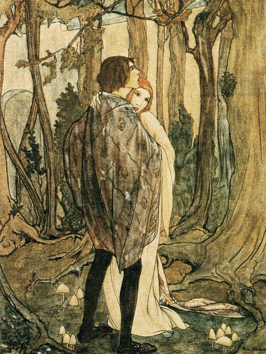 Jorinde und Joringel, Rie Cramer, 1925