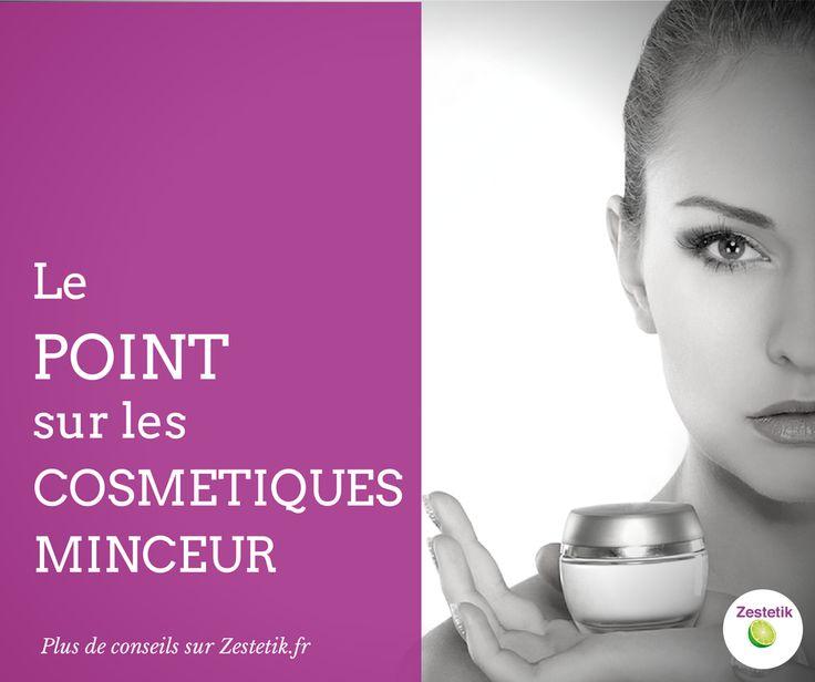 Lemarché des crèmes amincissantes en cosmétiques minceur est très dynamique et se renouvèle quasiment entièrement tous les 2 à 3 ans....Plus d'infos http://zestetik.fr/magazine/les-avancees-cosmetiques-minceur/