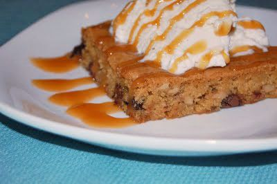BETTER Than Chili's Chocolate Chip Paradise Pie