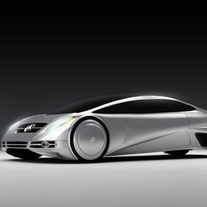 Mercedes SLK Aphelios.  I'll take it! :-)