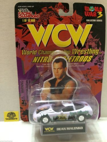 (TAS006079) - Racing Champions WWF WCW nWo WWE Nitro-Streetrods - Dean Malenko