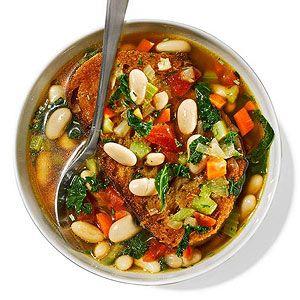 Ribollita (An OMG-good hearty Tuscan stew!) #recipe