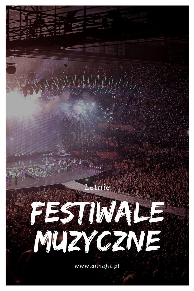 Zebrałam na blogu najciekawsze muzyczne festiwale, które odbywają się w 2017 roku w Polsce. Chodźcie sprawdzić, gdzie warto zaszaleć! :)