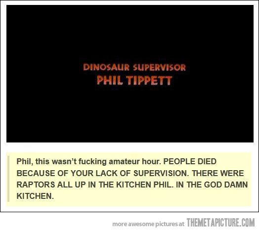 Damn it Phil, you had one job…: Kitchens, Jurassic Parks, To My Boyfriends, Phil Coulson, Funny Stuff, Make Me Laugh, Dammit Phil, Laugh So Hard, One Job