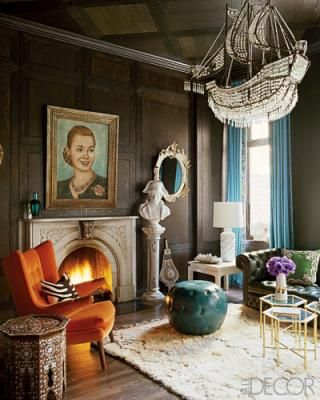 Jonathan Adler:: I absolutely love, LOVE this space