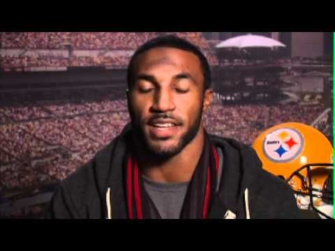 Faith & Football - Ryan Mundy, Pittsburgh Steelers