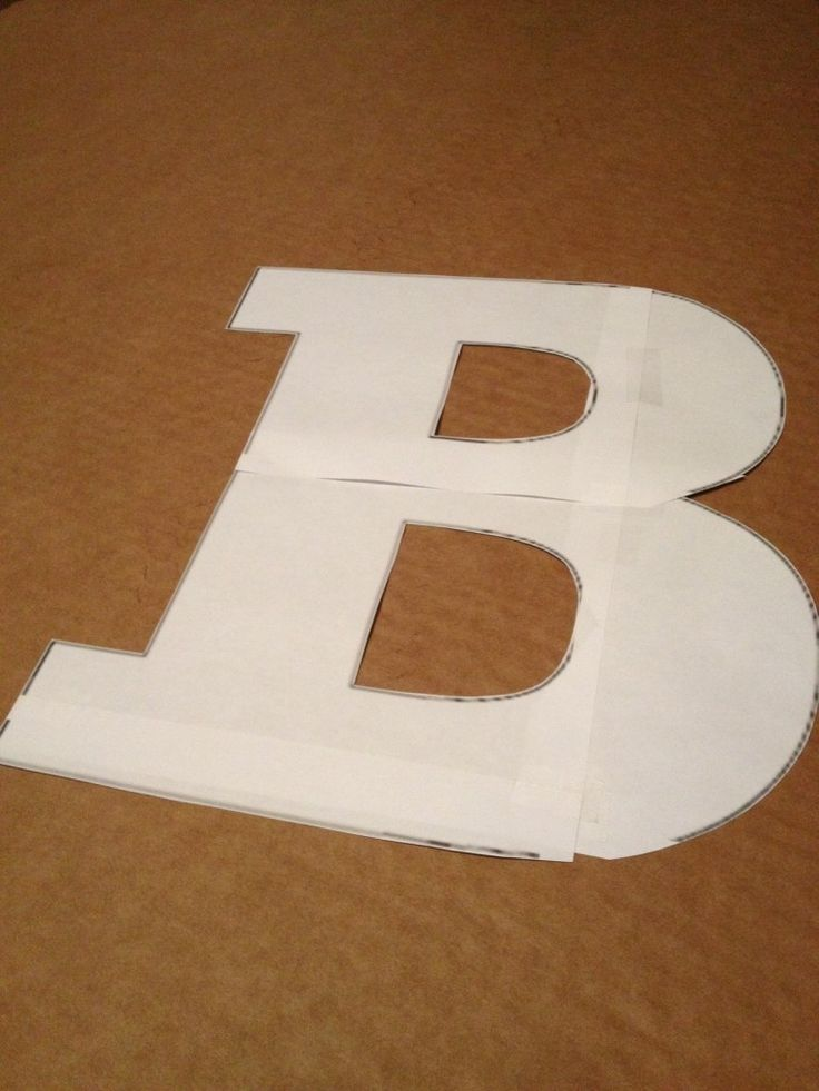 Marquee Letter Template Halloween Crafts Pinterest