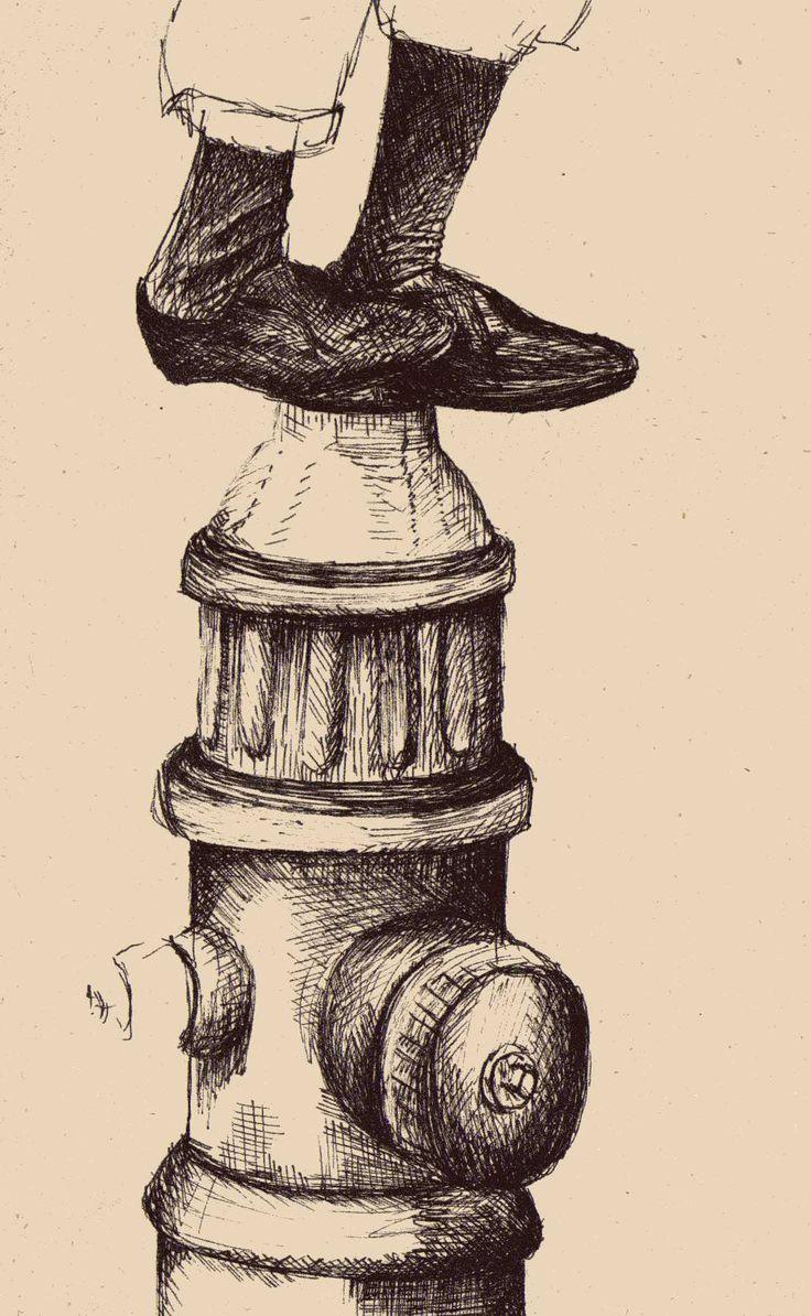 Hidrante (Boceto)
