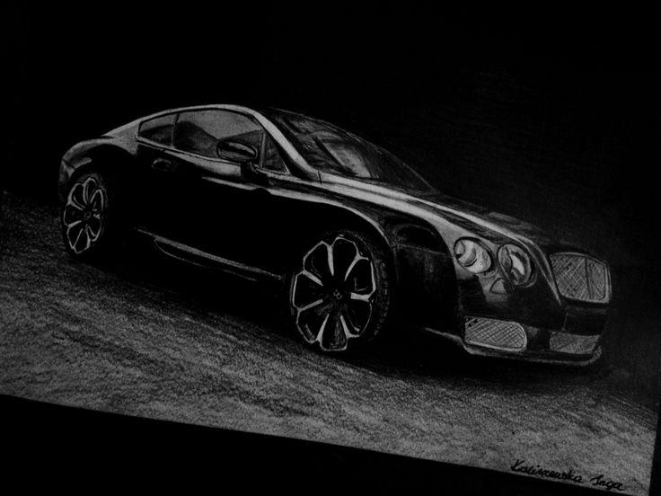 Bentley by Inga Kaliszewska