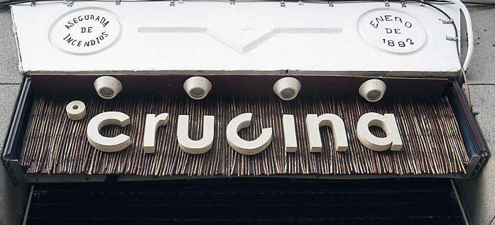 Crucina, el primer restaurante crudivegano de Madrid / © F.G. Leal
