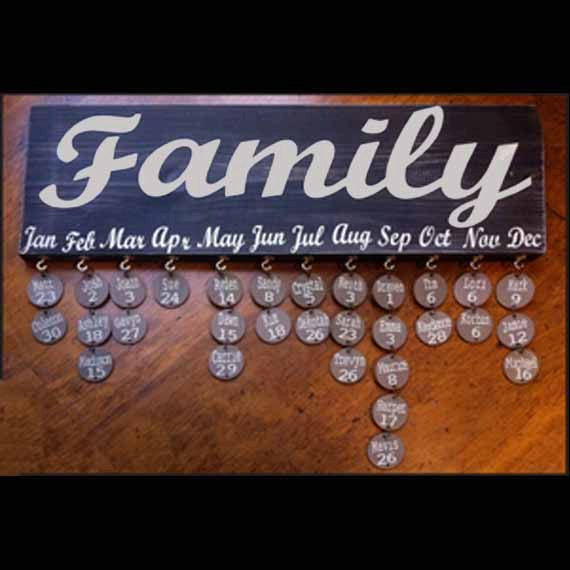 Black Family Sign by clearcreekmercantile on Etsy