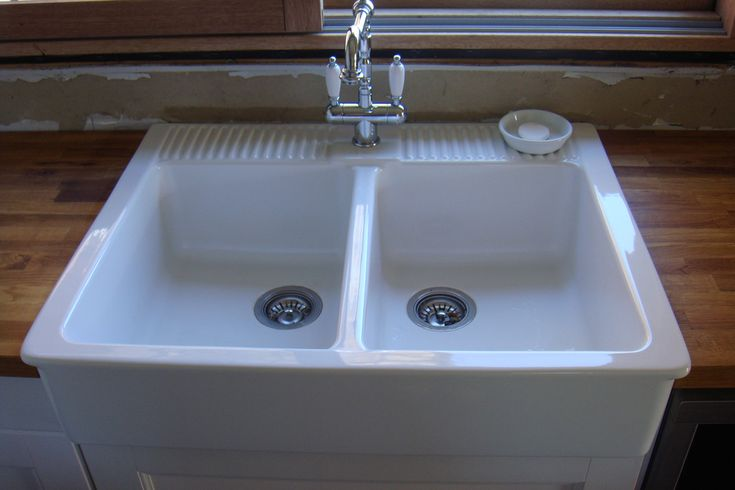 Ikea DOMSJÖ Double bowl sink $312.98