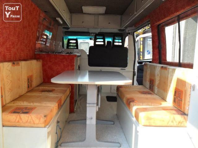 Photo Fiat Ducato L1H2 2litres Diesel aménagé en campingcar (homologué) image 1/6