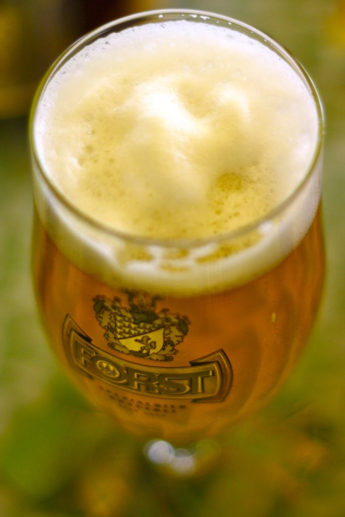 Forst Beer, Brunico, Val Pusteria, Alto Adige, italy