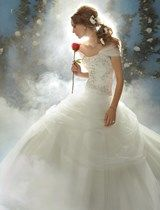 Disney Fairytales by Alfred Angelo, robe de mariée collection 2013