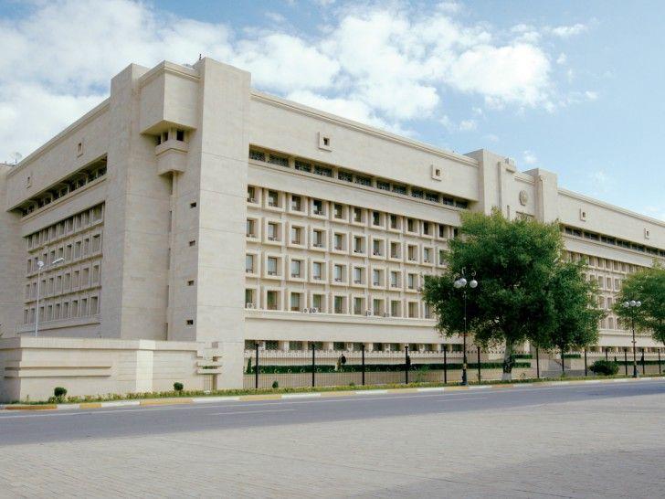 Vəkildən Agciyər Xəstəlikləri Institunun Direktoruna Sensasion Ittihamlar Building Multi Story Building Landmarks
