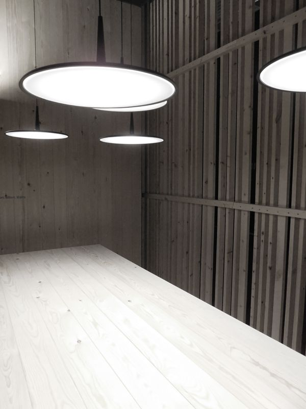 Skan by Lievore, Altherr, Molina for Vibia