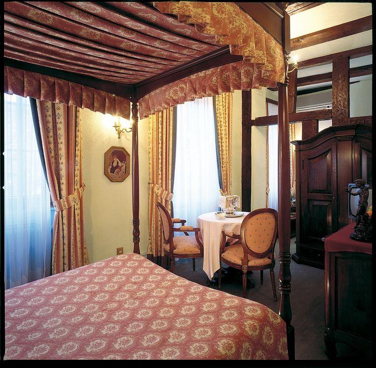 .:: Hôtel le Maréchal à Colmar, Restaurant Gastronomique à L'Échevin – Alsace France
